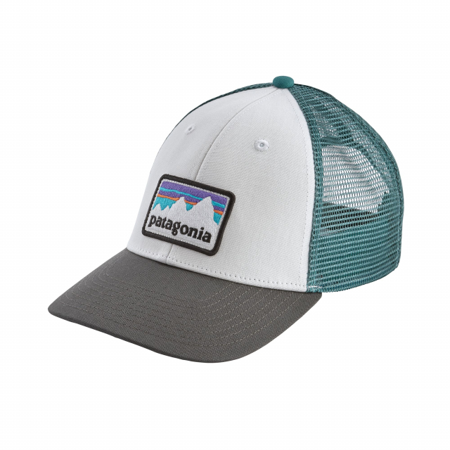 Patagonia - Shop Sticker Patch LoPro Trucker Hat in Sioux Falls SD