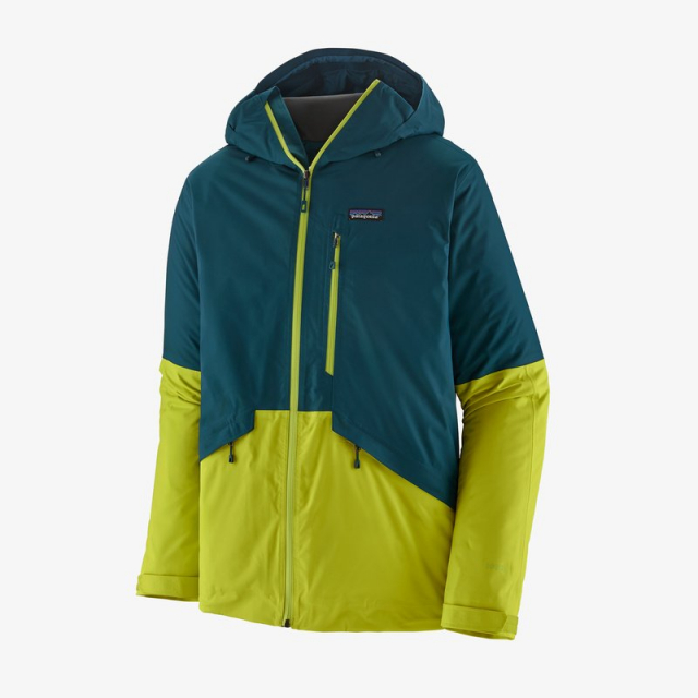Men's Insulated Snowshot Jacket