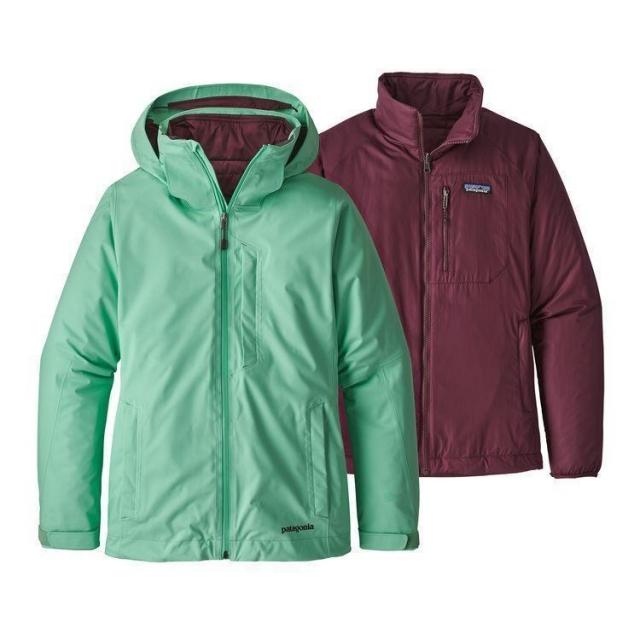 Patagonia - Women's 3-in-1 Snowbelle Jacket in Iowa City IA