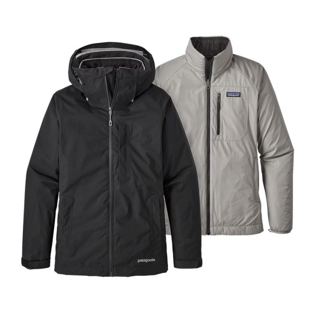 Patagonia - Women's 3-in-1 Snowbelle Jacket in Iowa City IA