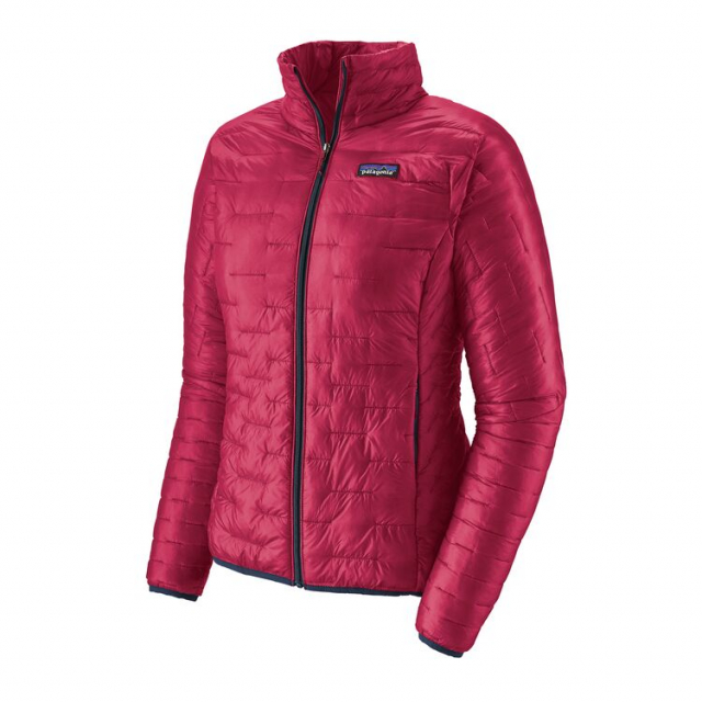 Women's Micro Puff Jacket