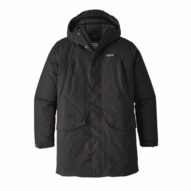 Patagonia - Men's City Storm Parka in Iowa City IA