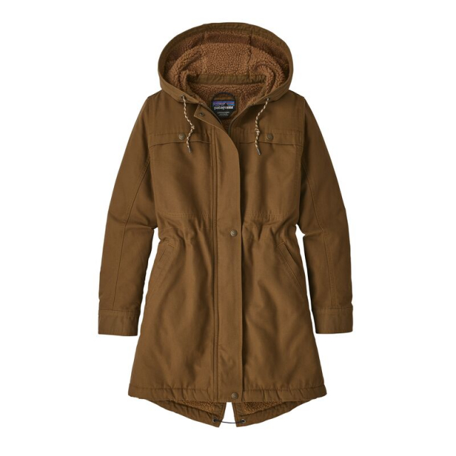 Patagonia - Women's Insulated Prairie Dawn Parka in Chelan WA