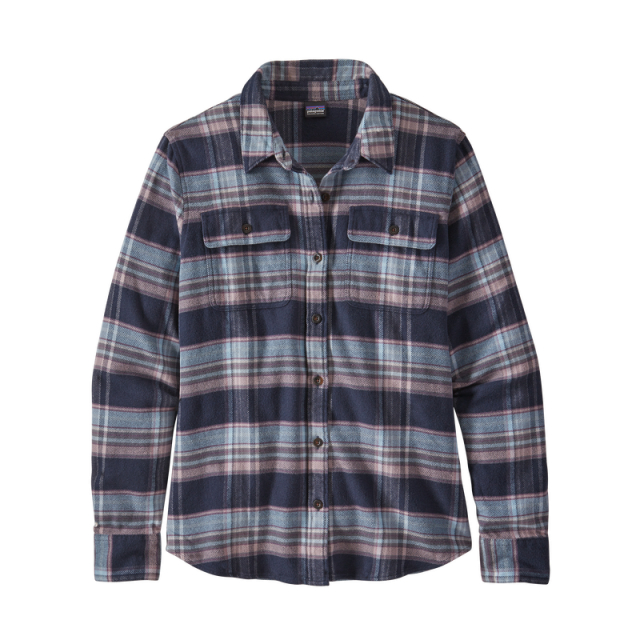 Women's L/S Fjord Flannel Shirt
