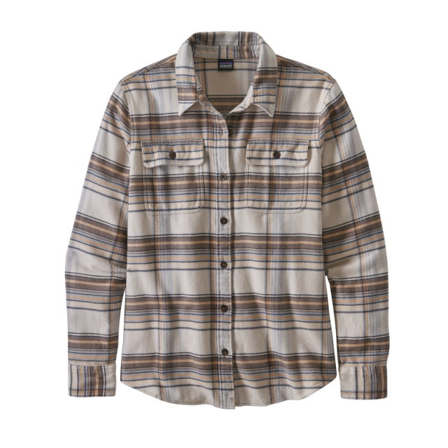 Patagonia - Women's L/S Fjord Flannel Shirt in Chelan WA