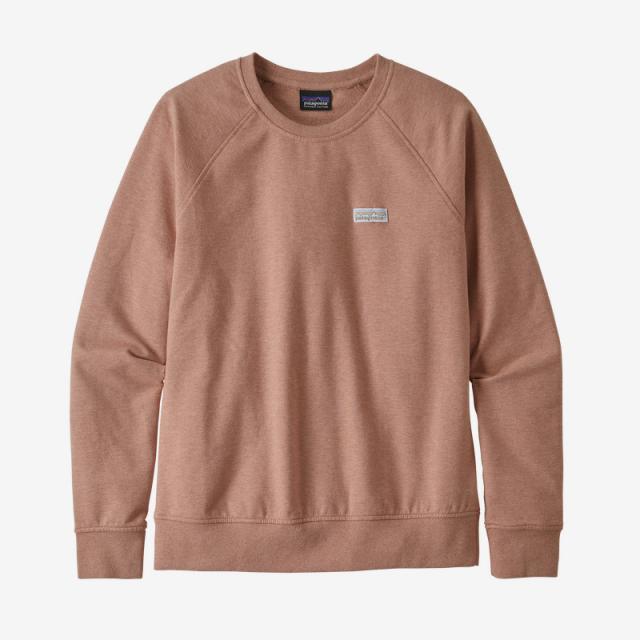 Patagonia - Women's Pastel P-6 Label Ahnya Crew Sweatshirt in Sioux Falls SD