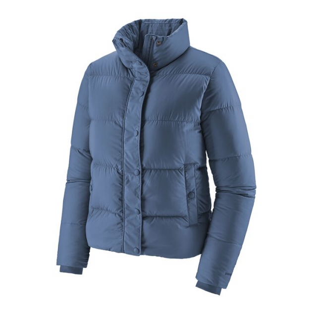Patagonia - Women's Silent Down Jacket in Sioux Falls SD