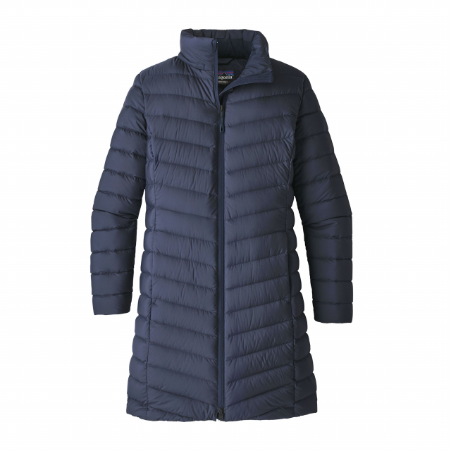 Patagonia - Women's Silent Down Parka in Iowa City IA