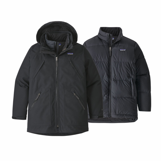 Patagonia - Boys' Tres 3-in-1 Parka in Iowa City IA