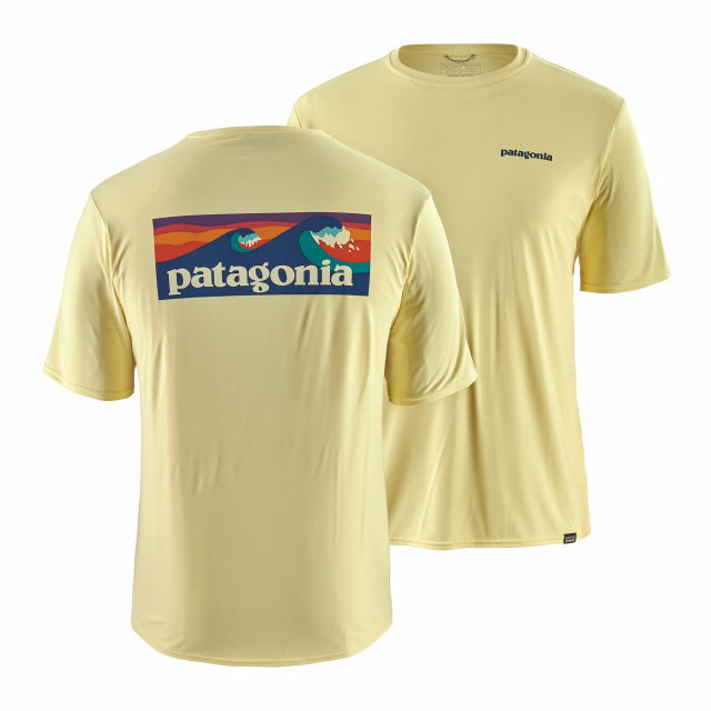 Patagonia - Men's Cap Cool Daily Graphic Shirt in Campbell Ca