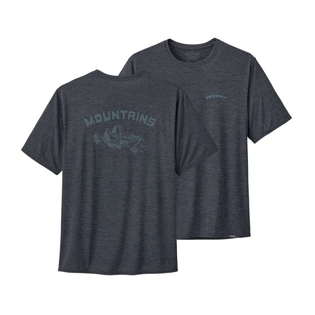 Patagonia - Men's Cap Cool Daily Graphic Shirt in Sioux Falls SD