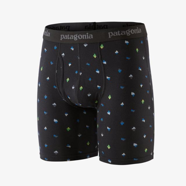 Patagonia - Men's Essential Boxer Briefs - 6 in.