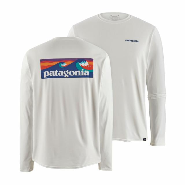 Patagonia - Men's L/S Cap Cool Daily Graphic Shirt