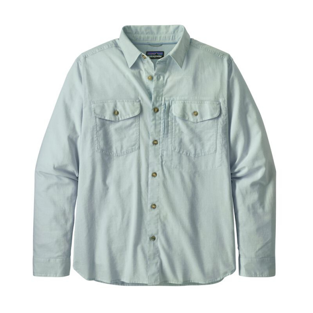 Men's Long-Sleeve Cayo Largo II Shirt