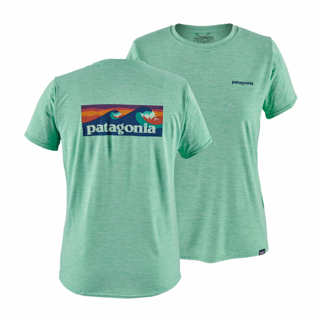 Patagonia - Women's Cap Cool Daily Graphic Shirt in Sioux Falls SD