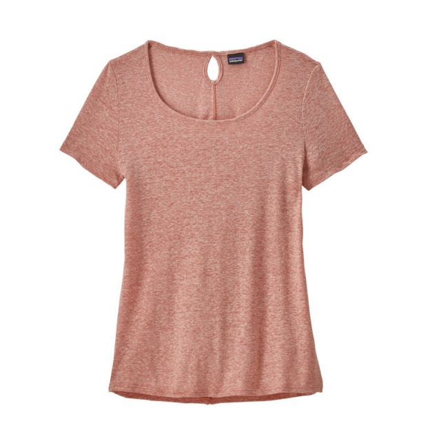 Patagonia - Women's Mount Airy Scoop Tee in Sioux Falls SD
