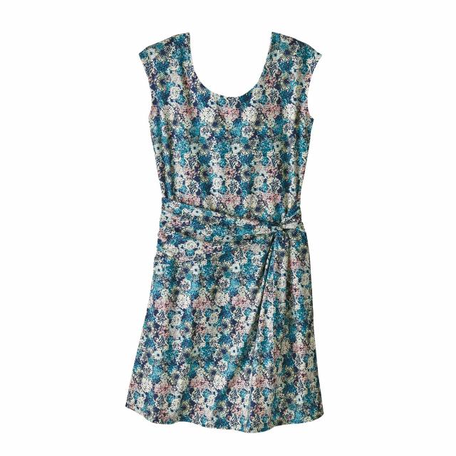 Patagonia - Women's Seabrook Twist Dress in Iowa City IA