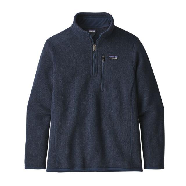 Boys' Better Sweater 1/4 Zip