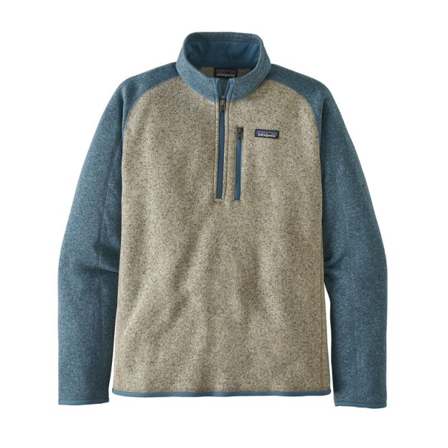 Patagonia - Men's Better Sweater 1/4 Zip in Sioux Falls SD