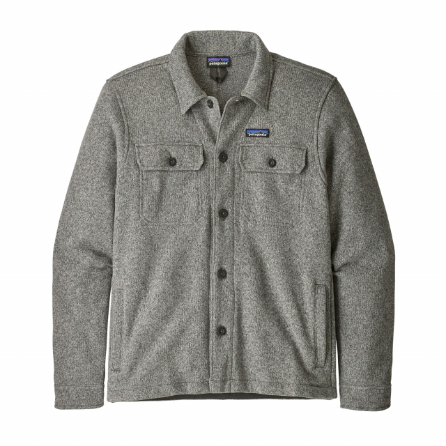 Patagonia - Men's Better Sweater Shirt Jacket in Chelan WA
