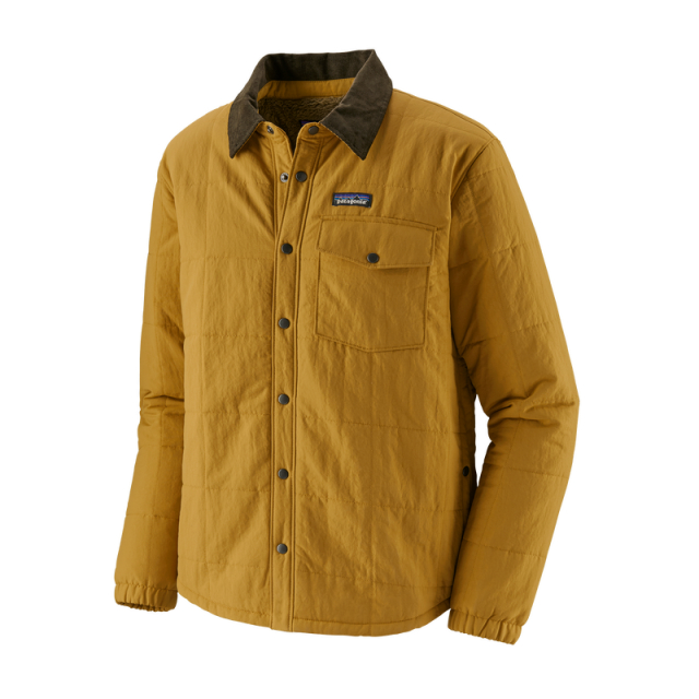 Patagonia - Men's Isthmus Quilted Shirt Jacket in Chelan WA