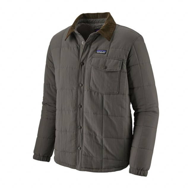 Men's Isthmus Quilted Shirt Jacket