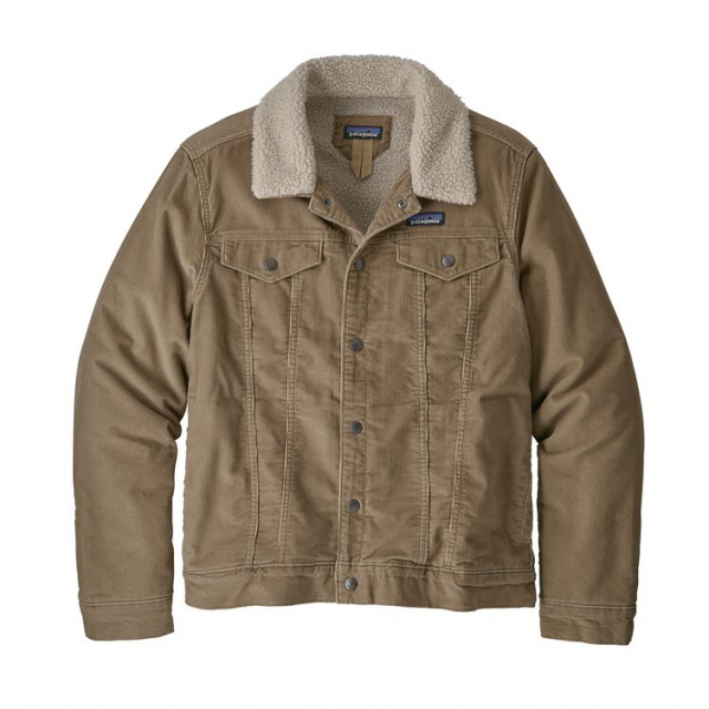 Patagonia - Men's Pile Lined Trucker Jacket in Sioux Falls SD