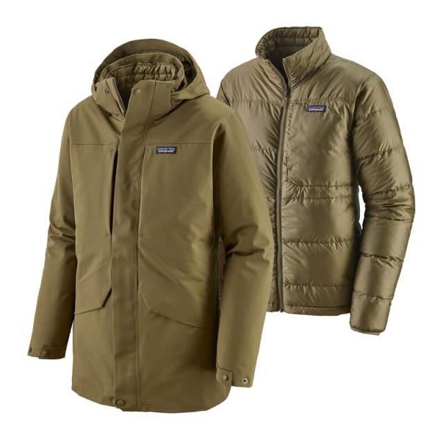 Patagonia - Men's Tres 3-in-1 Parka in Iowa City IA