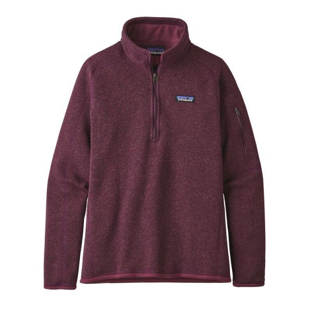 Patagonia - Women's Better Sweater 1/4 Zip in Chelan WA