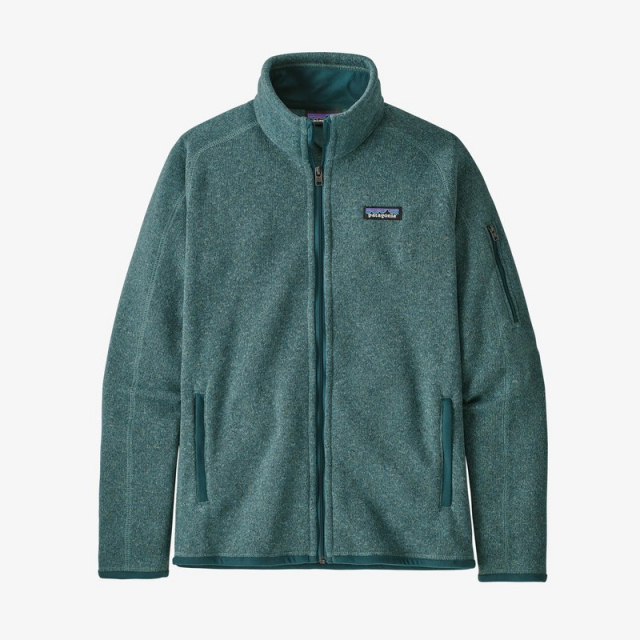 Patagonia - Women's Better Sweater Jacket in Chelan WA