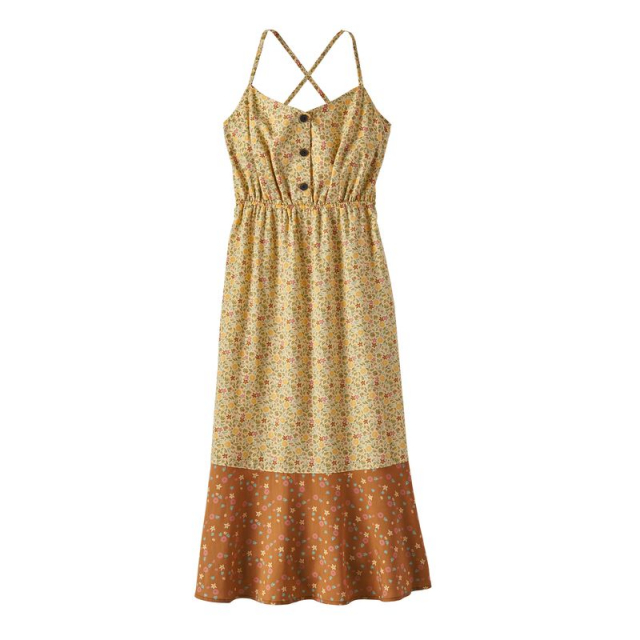 Patagonia - Women's Lost Wildflower Dress in Chelan WA