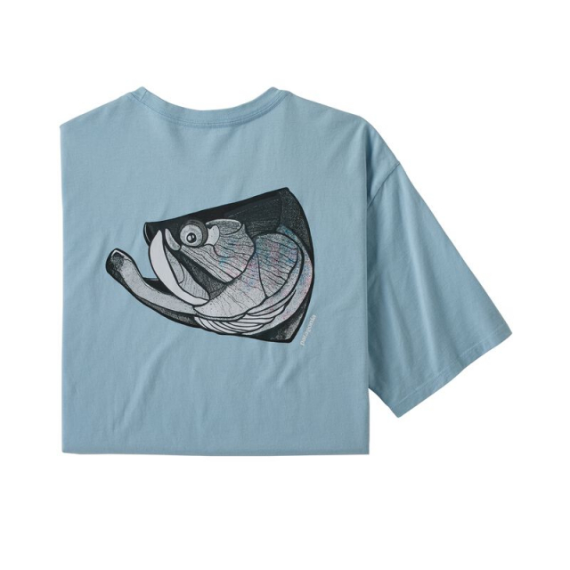 Men's Fish Noggins Organic T-Shirt