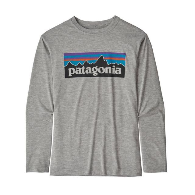 Boys' Long-Sleeve Cap Cool Daily T-Shirt