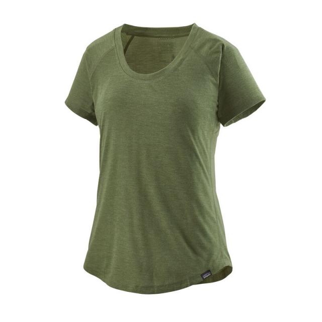 Women's Cap Cool Trail Shirt