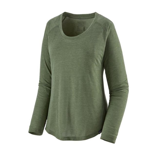 Women's L/S Cap Cool Trail Shirt