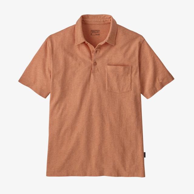Men's Organic Cotton LW Polo