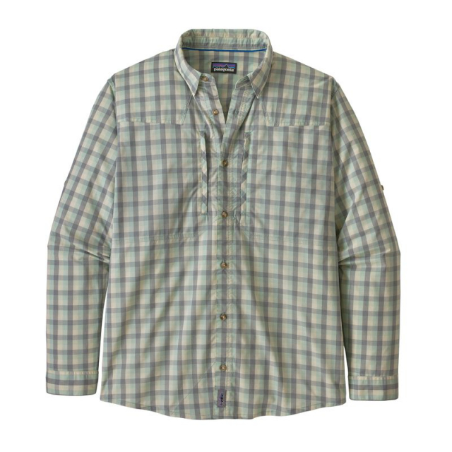 Men's L/S Sun Stretch Shirt