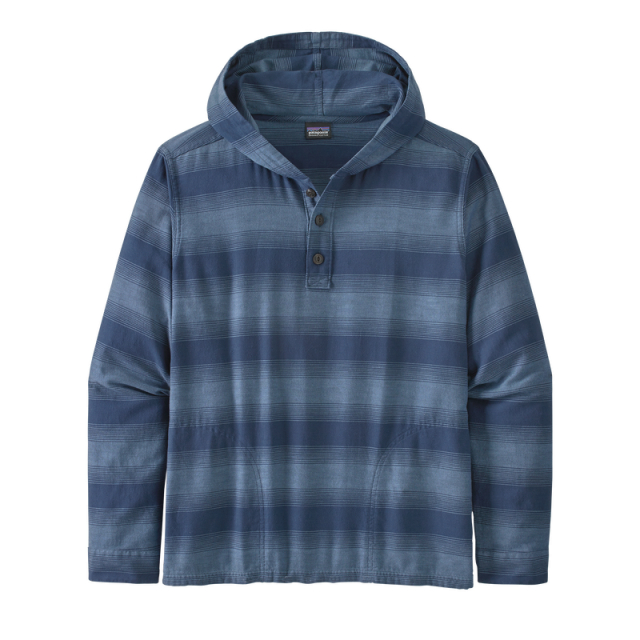 Men's LW Fjord Flannel Hoody