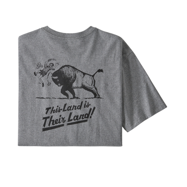 Men's Their Land Responsibili-Tee