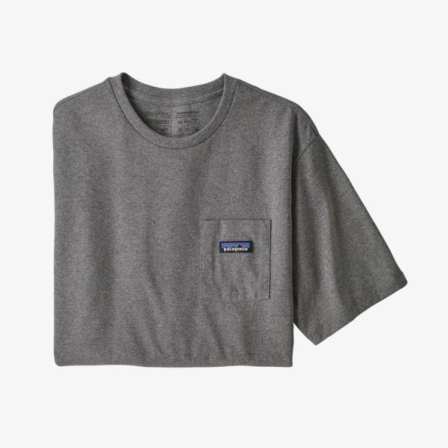 Patagonia - Men's P-6 Label Pocket Responsibili-Tee in Aurora CO