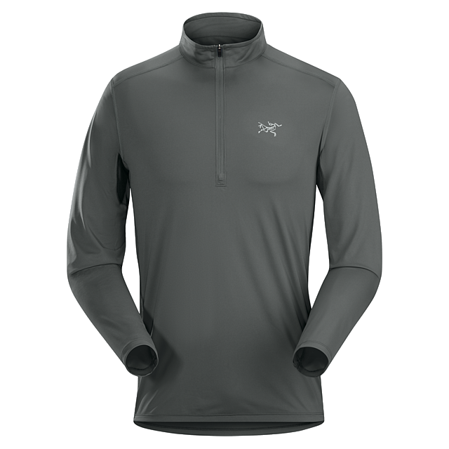 Arc'teryx - Ether Zip Neck LS Men's