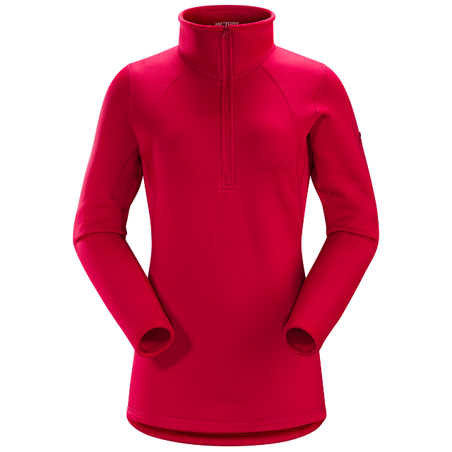 Arc'teryx - Rho AR Zip Neck Women's