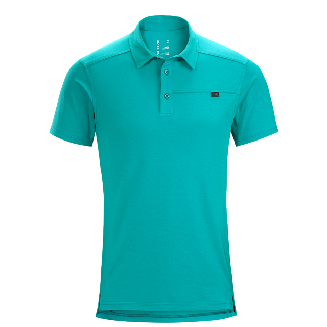 Arc'teryx - Captive SS Polo Men's in Sioux Falls SD