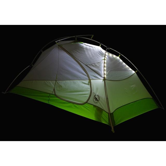 Big Agnes - Rattlesnake SL 1 Person mtnGLO Tent