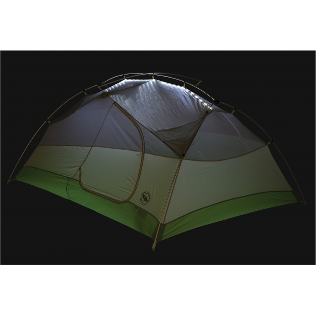 Big Agnes - Rattlesnake SL 3 Person mtnGLO Tent