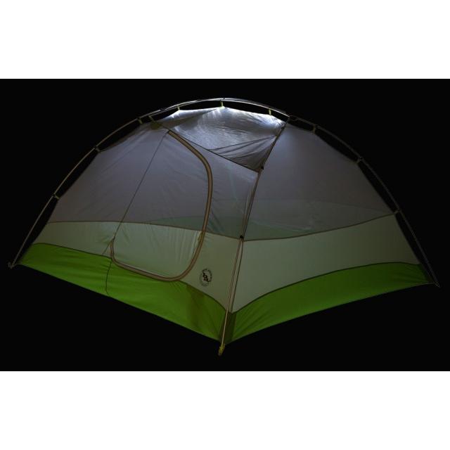 Big Agnes - Rattlesnake SL 4 Person mtnGLO Tent