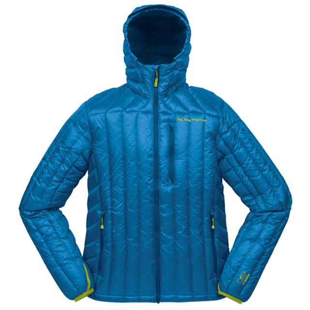 Big Agnes - Men's Shovelhead Hooded Jacket - 700 DownTek