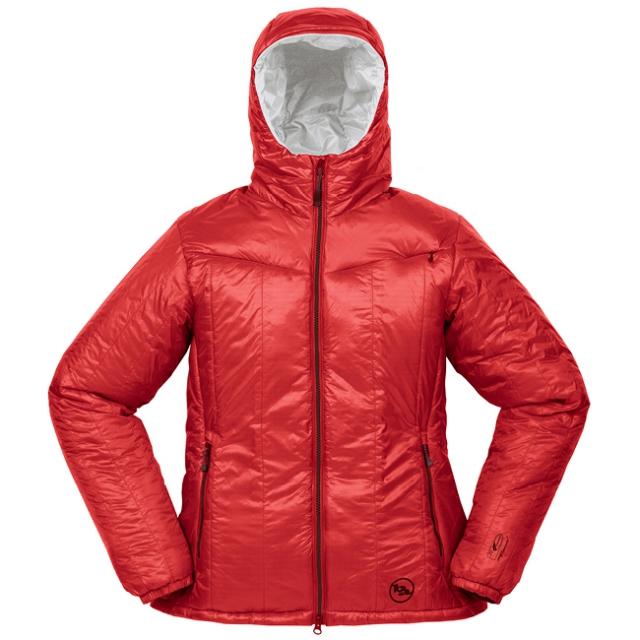 Big Agnes - Women's Hot Sulphur Belay Jacket - Pinneco Core