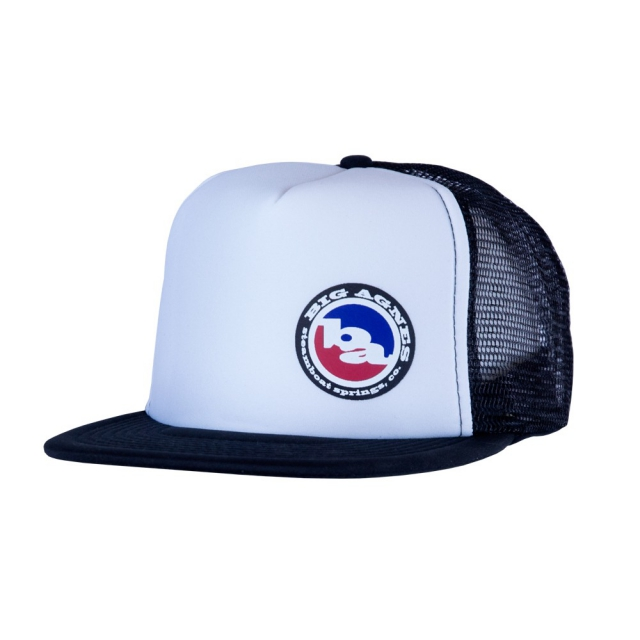 Big Agnes - Logo TRUCKER Hat FLAT BILL