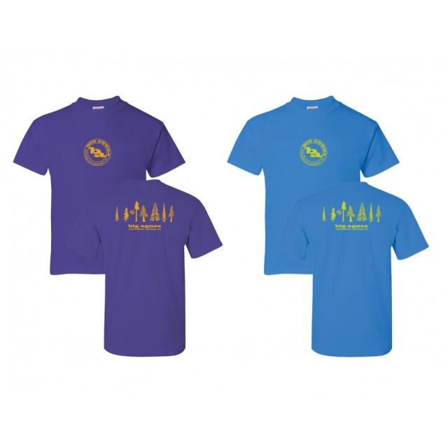 Big Agnes - T-shirt: Youth BA Logo